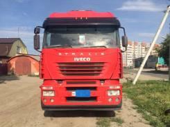 Iveco Stralis. Продам сидельный тягач ивеко стралис, 10 300 куб. см., 18 000 кг.