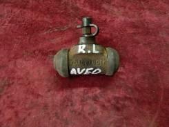 Цилиндр рабочий тормозной. Chevrolet Aveo, T250, T200 Двигатели: B12D1, LMU