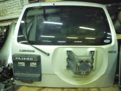 Дверь багажника. Mitsubishi Pajero, V73W, V65W, V75W, V78W, V77W, V68W Двигатели: 4M41, DI, 6G74, 6G75, 6G72, GDI