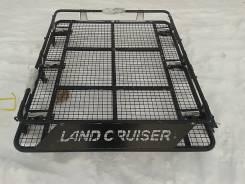 Крепления. Toyota Land Cruiser