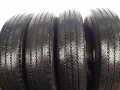 Bridgestone V-steel Rib 294. Всесезонные, 1997 год, износ: 50%, 4 шт