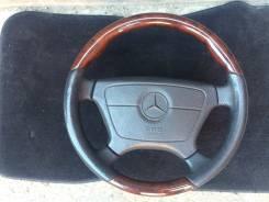 Руль. Mercedes-Benz E-Class, W124, W210 Mercedes-Benz S-Class, W140 Mercedes-Benz G-Class, W463