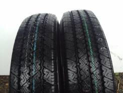 Bridgestone V-steel Rib 294. Всесезонные, 2002 год, износ: 5%, 2 шт