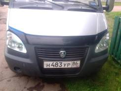 ГАЗ 2217 Баргузин. Микроавтобус газ соболь, 2 500 куб. см., 6 мест