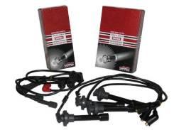 Высоковольтные провода. Mitsubishi Eclipse Spyder, D38A Mitsubishi RVR, N23W, N13W, N23WG Mitsubishi Eclipse, D32A