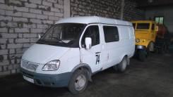 ГАЗ 2705. ГАЗ-2705 ГАЗель, 2 460 куб. см., 1 000 кг.
