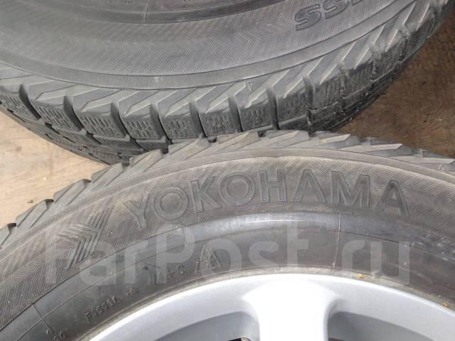 Yokohama Ice Guard IG30. Летние, 2011 год, износ: 30%, 4 шт