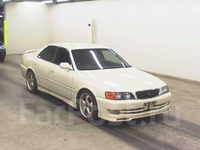 Корпус воздушного фильтра. Toyota: Chaser, Mark II Wagon Blit, Cresta, Crown Majesta, Supra, Crown, Mark II, Soarer, Verossa Двигатель 1JZGTE