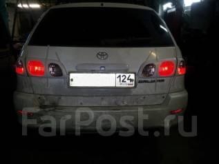 Накладка на стоп-сигнал. Toyota Caldina, ST210, ST210G