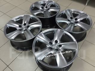 Toyota. 8.0x18, 5x114.30, ET35, ЦО 60,1мм.