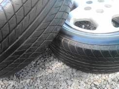 "Пара колёс на литье 5x114,3-""Mitsubishi""; 215/65R15 Bridgestone GR650"