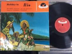 JAZZ! Рикардо Сантос / Ricardo Santos - Holiday in Rio - JP LP