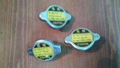 Крышка радиатора. Toyota Carina ED, ST202 Toyota Corolla, EE90 Двигатели: 3SFE, 2E