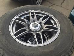 Dunlop Grandtrek SJ6. Всесезонные, 2014 год, без износа, 4 шт