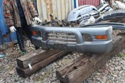 Бампер передний Mitsubishi Delica 1999-2004
