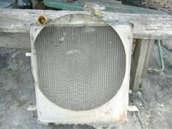 Радиатор охлаждения двигателя. Isuzu Elf, NKR58E Двигатель 4BE1
