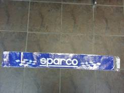 Наклейка на лобовое стекло SPARCO длина 1.28mm- штрина 17mm