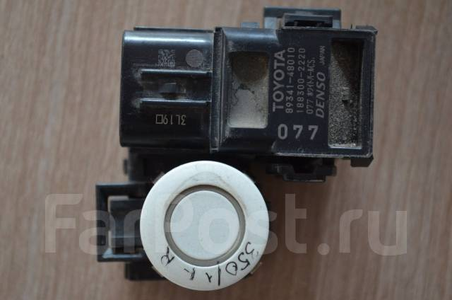 Датчик парктроника. Lexus RX350, GGL15W, GGL15