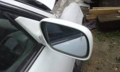Зеркало заднего вида боковое. Nissan Presea, HR11, PR11