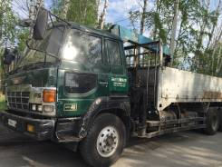 Hino Profia. Грузовик бортовой с манипулятором 4WD продаётся, 20 000 куб. см., 15 000 кг.
