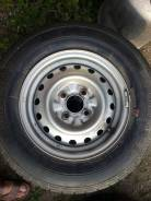 Одно колесо на тойоту