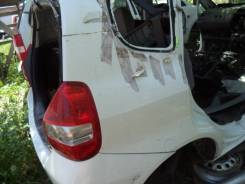 Крыло. Honda Fit, GD1