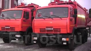 Коммаш КО-440. Коммунальная машина Камаз КО-440-5, 6 700 куб. см.