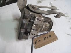 Антиблокировочная тормозная система. Kia Rio, UB Двигатели: G4FC, G4FA
