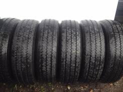 Bridgestone V-steel Rib 294. Всесезонные, 2003 год, износ: 40%, 4 шт