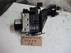 Антиблокировочная тормозная система. Chevrolet Cruze, J305, J308, J300 Двигатели: F16D3, LUJ, F18D4, F16D4, A14NET, Z18XER