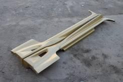 Порог пластиковый. Nissan Silvia, S13 Nissan 180SX