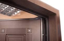 Установка дверей. Отделка, установка откосов в Находке