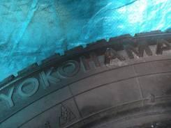Yokohama Ice Guard IG20. Зимние, без шипов, 2007 год, износ: 30%, 2 шт