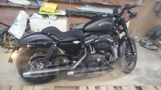 Harley-Davidson Sportster Iron 883. 883 куб. см., исправен, птс, без пробега