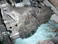 Механическая коробка переключения передач. Audi A4