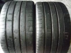 Michelin Pilot Super Sport. Летние, 2015 год, износ: 20%, 2 шт