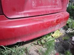 Бампер. ЗАЗ Шанс Chevrolet Lanos