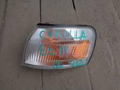 Габаритный огонь. Toyota Corolla, CE110, CE113, CE114, AE112, CE116, AE110, AE111, EE110, EE111 Двигатели: 2CE, 5AFE, 3CE, 7AFE, 4AFE, 2E, 2C, 4AGE