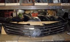 Решетка радиатора. Nissan Tiida, C11 Двигатели: HR16DE, MR18DE