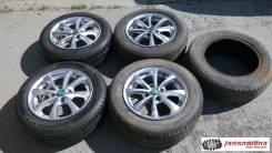 Комплект колес R14 4x100 185/60 R14. 6.0x14 4x100.00 ET38 ЦО 67,1мм.