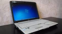 """Acer Aspire. 17"""", 1,8ГГц, ОЗУ 2048 Мб, диск 160 Гб, WiFi, Bluetooth, аккумулятор на 1 ч."""