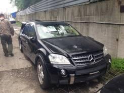 Mercedes-Benz V-Class. W164, M113