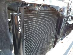 Радиатор кондиционера. Toyota Mark II, LX100, JZX100, GX100