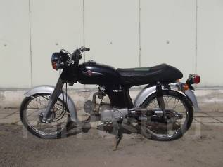 Honda Benly CD-50. 49 куб. см., исправен, без птс, без пробега