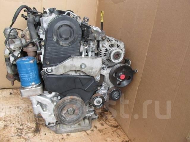 Двигатель Hyundai Trajet (Траджет) D4EA 140 л. с. VGT