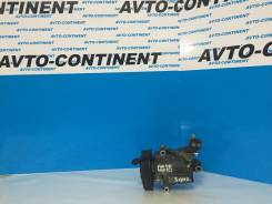 Компрессор кондиционера. Nissan: Almera, Wingroad, Bluebird, Avenir, Bluebird Sylphy, Primera, Pino, Tino, AD, Expert, Primera Camino Двигатель QG18DE