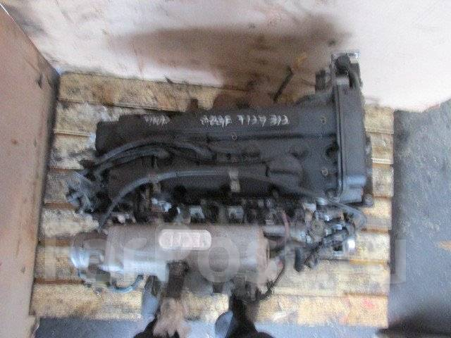 Двигатель Hyundai Matrix (Матрикс) G4GF