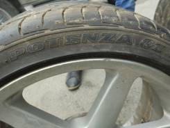 Bridgestone Potenza GIII. Летние, 2004 год, износ: 20%, 4 шт