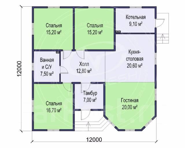 1 этажные дома проекты фото