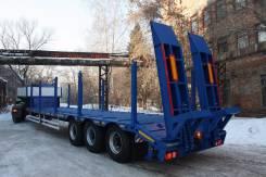Texoms. Высокорамный трал односкатный коники от завода, 36 000 кг.